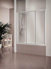 Box doccia per vasca da bagno • vari tipi di pareti - duka