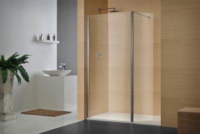 duschtr glas nische rahmenlos perfect duschtr in nische schulte monaco x mm links echtglas klar. Black Bedroom Furniture Sets. Home Design Ideas