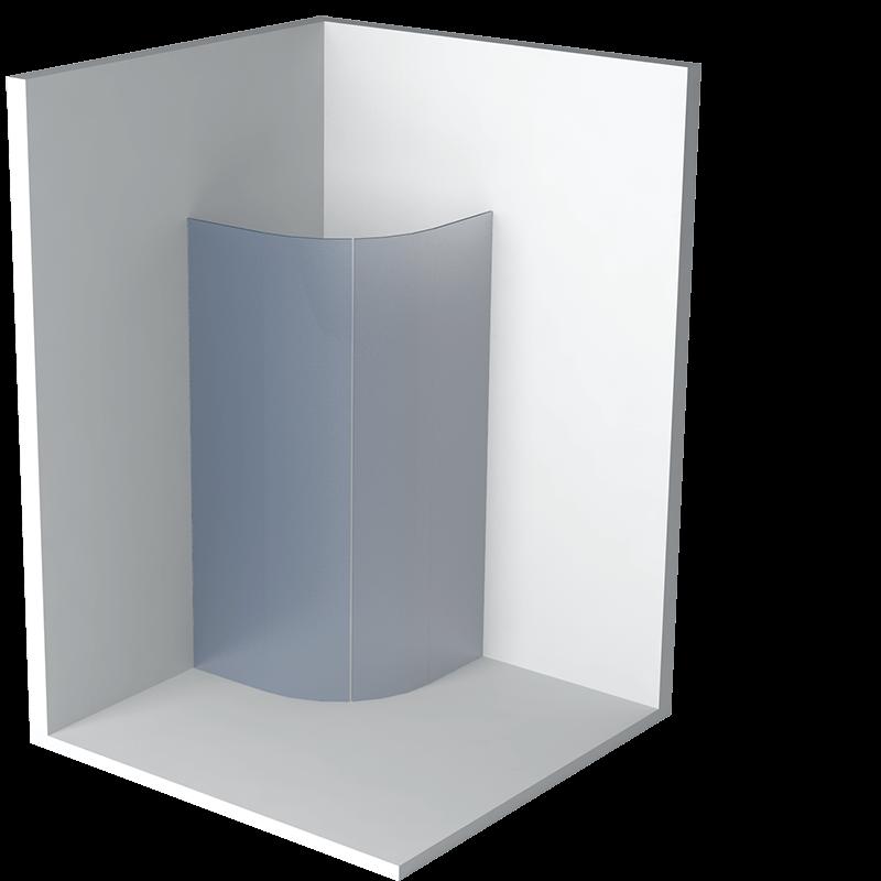 Box doccia angolare grande assortimento duka - Box doccia pentagonale ...